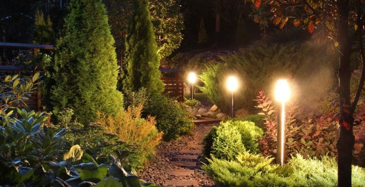 Landscape Lighting New Orleans - Big Easy Landscaping