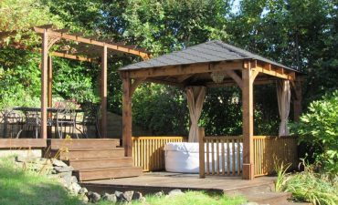 New Orleans Pergolas and Gazebos - Big Easy Landscaping