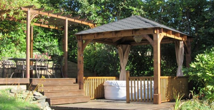New Orleans Pergolas and Gazebos - Big Easy lLandscaping