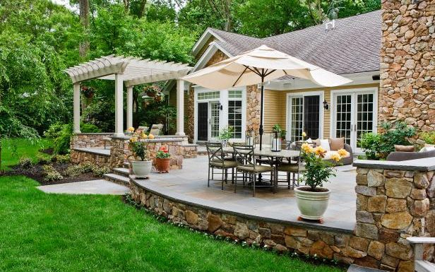 New Orleans Patios - Big Easy Landscaping