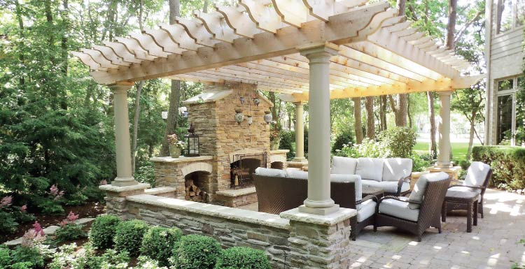 Best New Orleans Patio Designs   Big Easy Landscaping