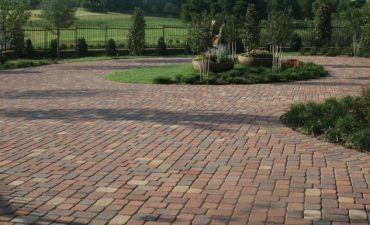 New Orleans Pavestone Driveways - Big Easy Landscaping