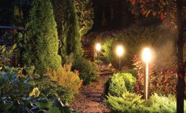 new orleans landscape lighting fixtures - Big Easy Landscaping