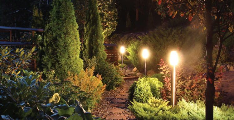 New orleans landscape lighting designer big easy landscaping new orleans landscape lighting designed for you light up your landscape after dark mozeypictures Image collections