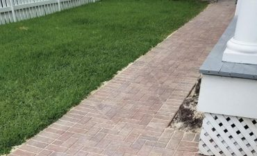 New Orleans Walkways - Big Easy Landscaping