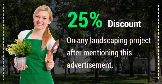 Landscaping discount New Orleans