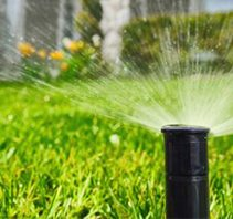 Lawn Sprinkler New Orleans - Big Easy Landscaping