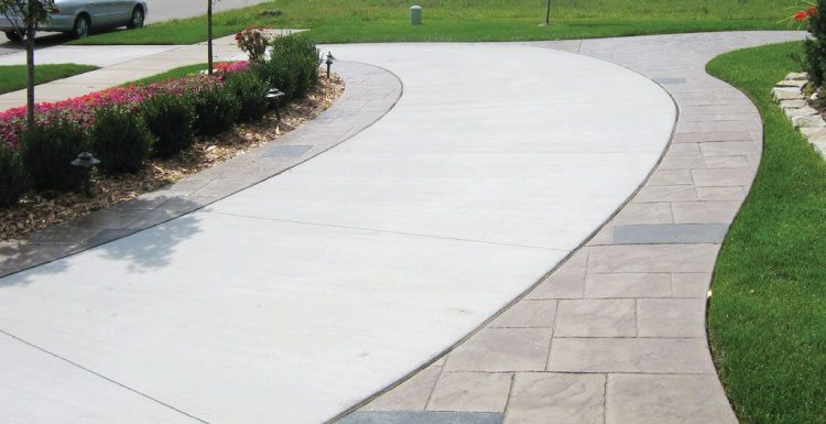 Concrete Driveways New Orleans - Big Easy Landscaping