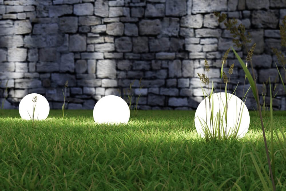 outdoor lighting - Big Easy Landscaping