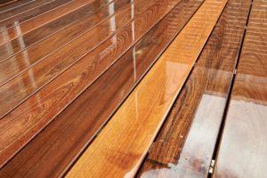 home deck floor - Big Easy Landscaping