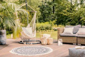 garden rug - Big Easy Landscaping