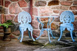 garden seats - Big Easy Landscaping