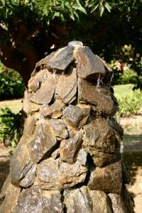 stone fountains - Big Easy Landscaping