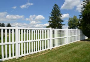 White Fences - Landscaping