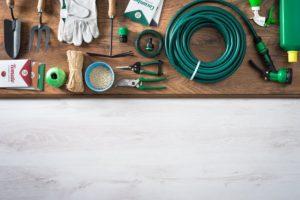 garden tools - Big Easy Landscaping