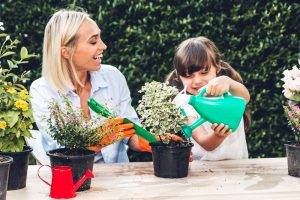 gardening with your kids - Big Easy Landscaping