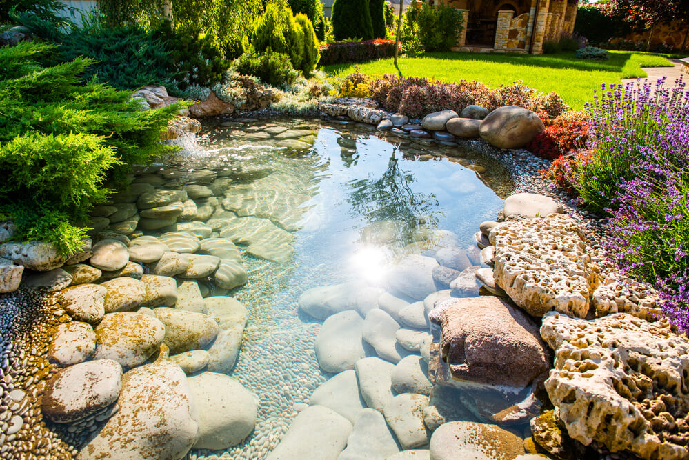landscape for summer - Big Easy Landscaping