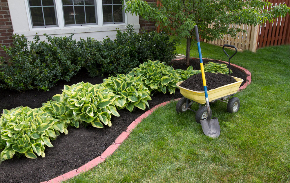 small front yard landscaping - Big Easy Landscaping