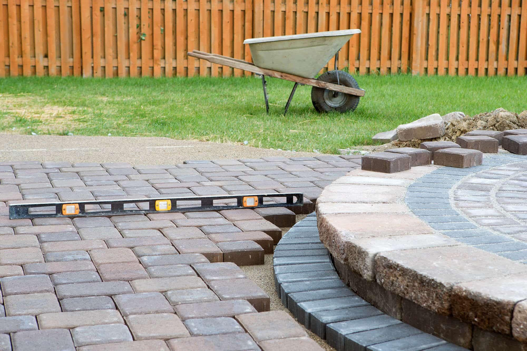 Landscape renovation cost